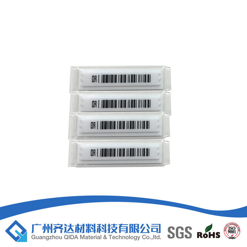 58kHz Anti Shoplifting Label , Triple Protection Box Middle Style EAS Self Alarming Spider Wrap Tag